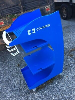 Covidien Valley Lab FT900 Force Triad Energy Platform Rolling Cart -  Excellent
