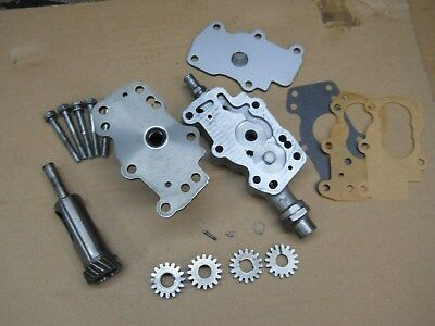 IRONHEAD SPORTSTER OIL pump will NOT wet sump Read On 26215-72