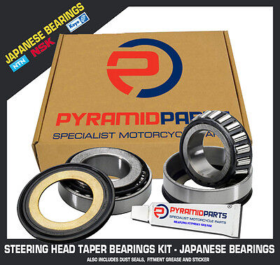 Pyramid Parts Steering Head Stem Bearings Kit Honda GL1800 Goldwing 01-15 JAPAN