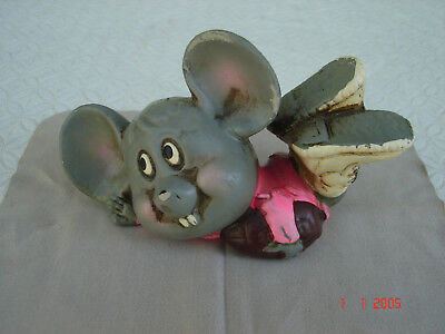 Vintage Made in Japan Collectible Mouse Figurine