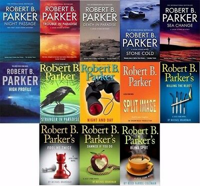 Robert B. Parker Series by Jesse Stone - Audiobook Collection 1-13 DVD/MP3