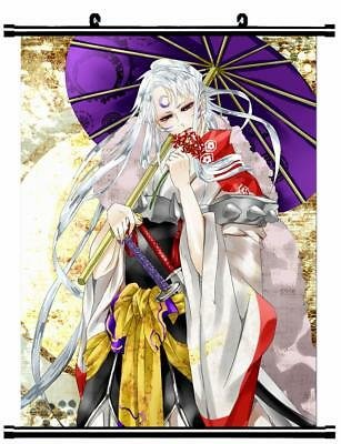 """Japanese Anime InuYasha Roles Home Decor poster Wall Scroll 24""""x32"""" GO1234"""