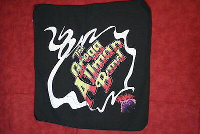 The Gregg Allman Band Concert Tour Bandana