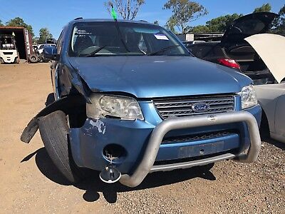 Wrecking A Ford Territory 2005