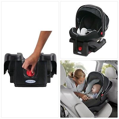 Graco SnugRide Click Connect 30 35 LX Infant Car Seat Base Black