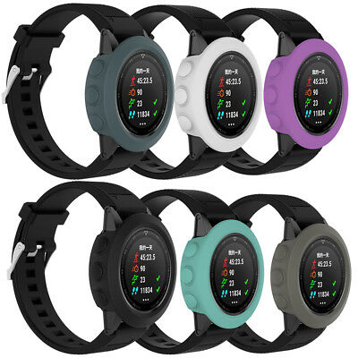 Shock-Proof Protective Case For Garmin Fenix 5 Multisport Gps Watch Alluring