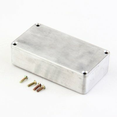 1590B Style Aluminum Stomp Box Effects Pedal Enclosure FOR Guitar Hotsell HR