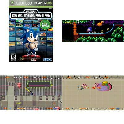 Sonic Ultimate Genesis Collection - Playstation 3 Original Video Games Kids Ps3