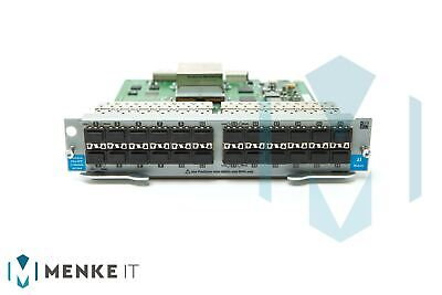 HP 24-port Mini-GBIC zl Module J8706A