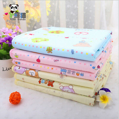 Baby Infant Diaper Nappy Urine Mat Kid Waterproof Bedding Changing Cover Pad AU