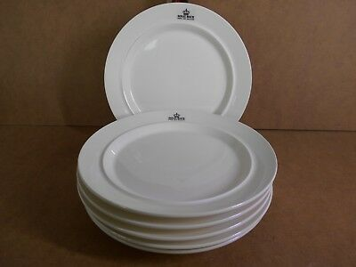 6 assiettes S Stackable Pieter Stockmans Royal Boch