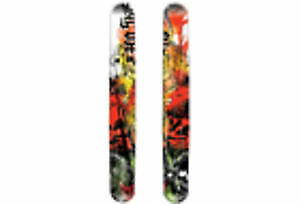 81000010 HO Sports Wake Skis With Standard Level Bindings