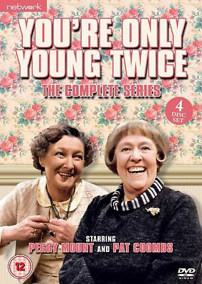 You're Only Young Twice: The Complete Series [DVD]