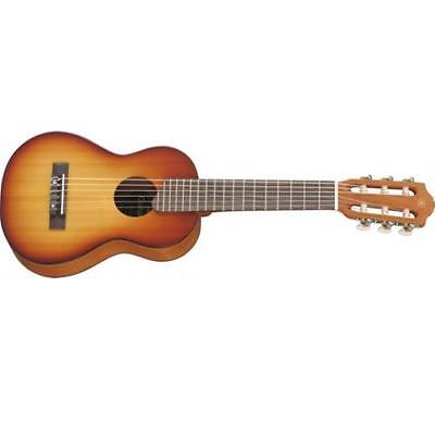Yamaha Gl1-Tbs Guitalele Tobacco Brown Sunburst Colore Tabacco Sfumato Con Custo