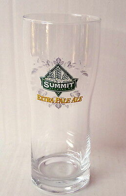Summit Extra Pale Ale Beer Glass Rastal Poland