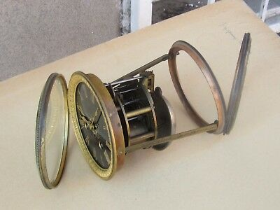 Antique French Mantel Clock Japy&co Movement 19Th C- Works