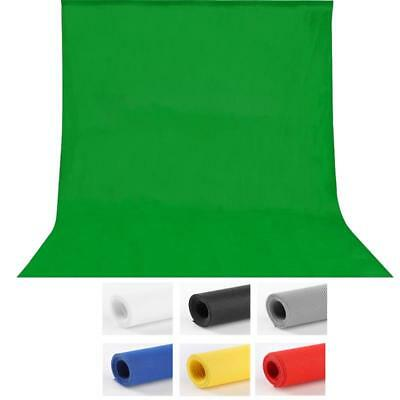 Photography Background Backdrop Studio Vinyl Green Screen Chroma Non Woven Wall