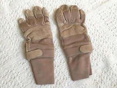 Usmc Max Grip Nt Fire Resistant Nomex Frog Combat Gloves Size Large New In Bag