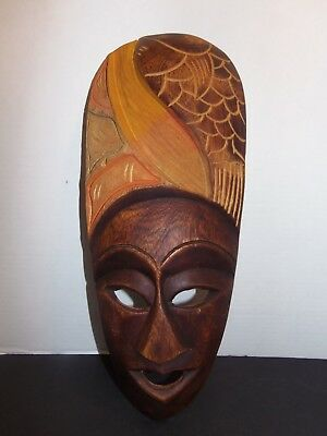 Authentic African Mask from Kenya