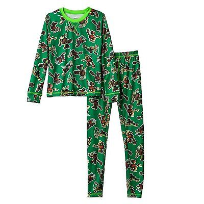 ClimateSmart Boys' Teenage Mutant Ninja Turtles 2-Piece Baselayer Set