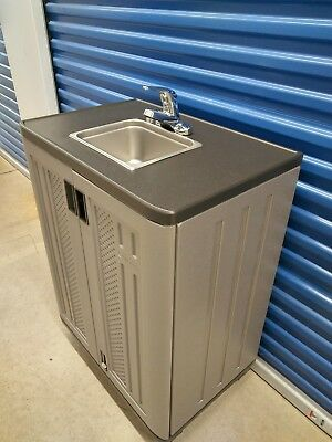 Portable Handwash Sink Self contained NSF Hot and cool Water