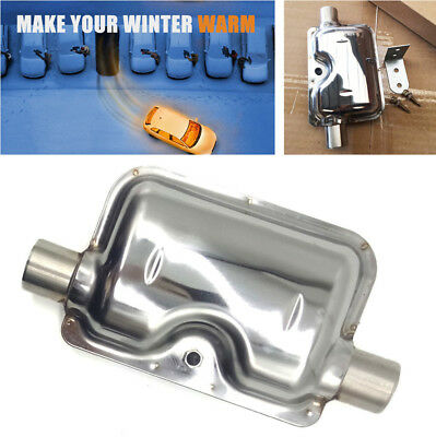 22mm Silencer Muffler Exhaust Pipe fit for Car Air Diesel Parking Heated Heater