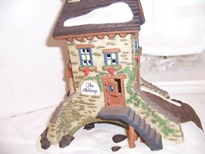 """Department 56 Dickens Village """"The Maltings"""" #58335 MINT!!!"""