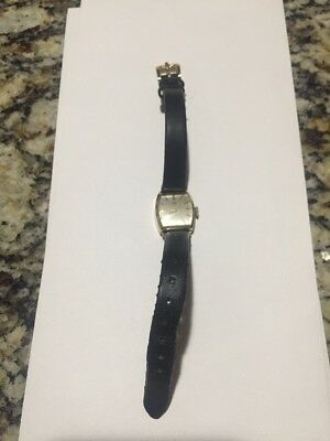 Antique Vintage Old German Made CITO  Automatic Ladies Wrist Watch 14k Rare