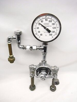 LEEDAL Photo Processing Temp Control Thermostatic Water Mixer Photo Thermometer
