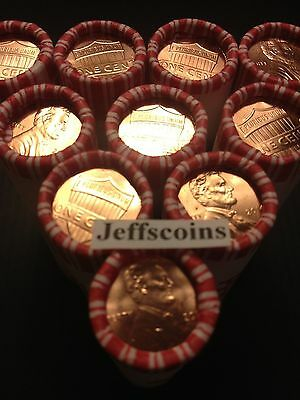 2017 P Lincoln Union Shield Penny 10 Bu Rolls 50 Cent Dollar Ms Unc Mint Us Coin