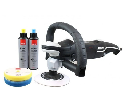 Rupes Bigfoot LH19E/STN Rotary Polisher Standard Kit 150mm Auto Detailing Polish