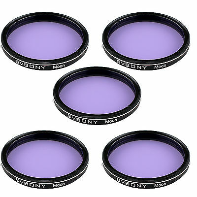 """5X SVBONY 2"""" Astronomy Telescope Eyepiece Moon Filter for Moon viewing & Planets"""