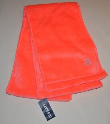 Girl's Old Navy Active Hot To It Poly Orange Super Soft Scarf
