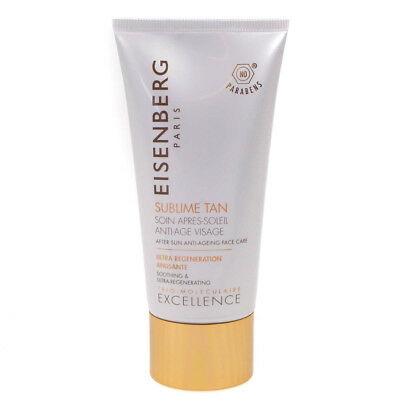 Aftersun By Eisenberg Sublime Tan Anti Ageing Luxury After Sun For Face 75ml