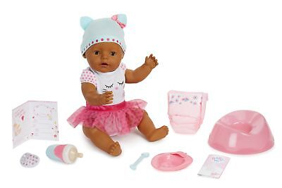 baby born interactive toys dark-skinned dolls unique baby girl toy
