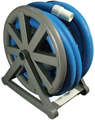 Automatic Swimming Pool Vacuum Cleaner Hose Reel Caddy Storage