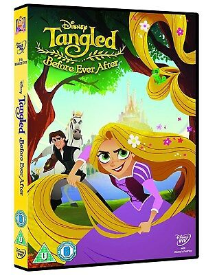 Tangled: Before Ever After [DVD]