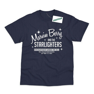 Marvin Berry And The Starlighters Inspired by Back To The Future T-Shirt