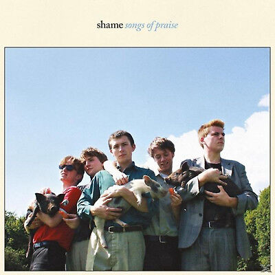The Shame - Songs Of Praise (Limited Colored Edition) [Vinyl]