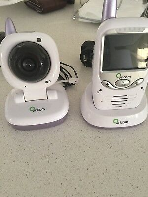 Baby Monitor Oricom. One Set is video Monitor And One Set Is Movement And Sound