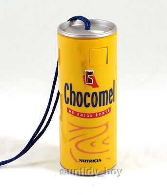 RARE Chocomel Novelty Advertising Can Camera for 110 Film. Other Makes Listed.