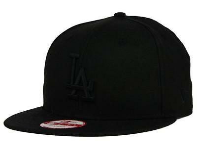 New New Era 950 Snapback LA Dodgers - Black / Black