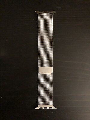Milanese Loop Genuine  Apple Watch Band  42mm Band Authentic Apple Brand