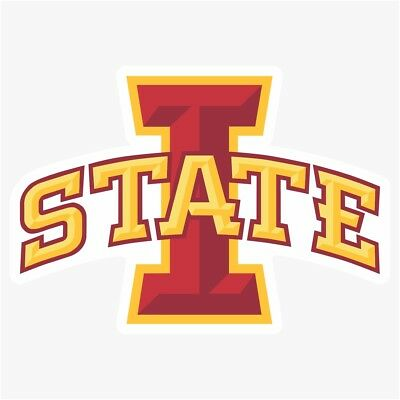 Iowa State Cyclones NCAA 3 Iron/Sew On Patch~FREE SHIPPING FROM THE U.S.~ College-NCAA