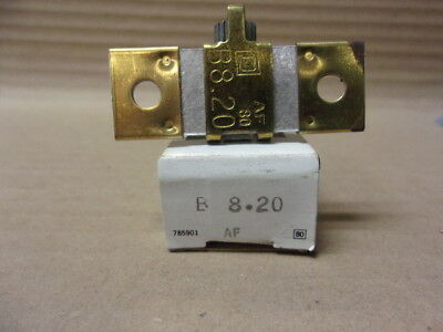 New Square D B8.20 overload heater element