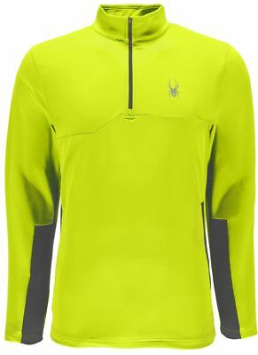 Spyder Commander Thermastretch T-Neck Herren Ski Rollkragenpullover