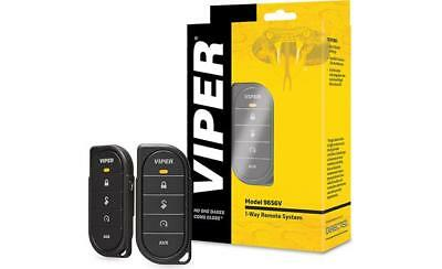 Viper 9656V 1-way remote control with 1/2-mile range for Remote Start Systems