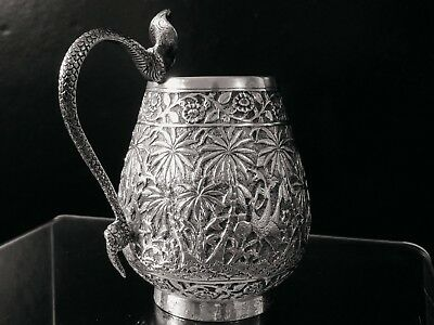 Chinese or Indian export silver 1889-1900 about