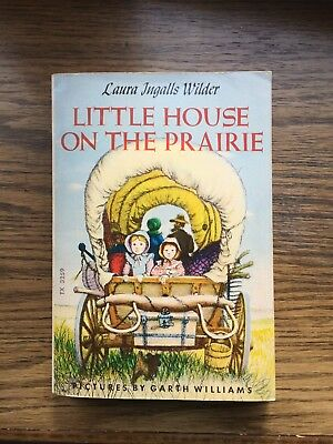Vintage Little House On The Prairie Book By Laura Ingalls Wilder