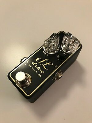 Xotic SL Drive Overdrive/Distortion/Amp-In-A-Box